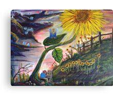 St Vincent Canvas Print