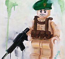 Green Beret by Deborah Cauchi