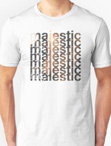 Majestic casual Unisex T-Shirt