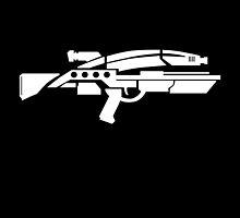 Gun by monsterdesign