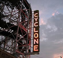 The Cyclone by thesunsetkid