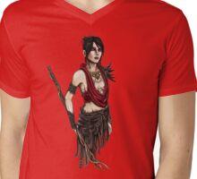 Morrigan Mens V-Neck T-Shirt