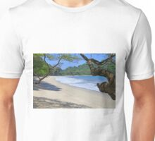 Playa Cuatro Manuel Antonio National Park, Costa Rica Unisex T-Shirt