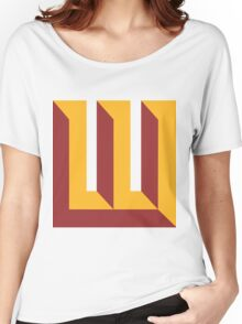 Wyoming Redskins Women's Relaxed Fit T-Shirt