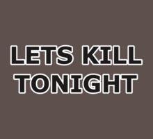 LET'S KILL TONIGHT- Panic! at the disco by HesitantAlien