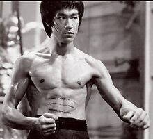 Bruce Lee. by TotalPotencia