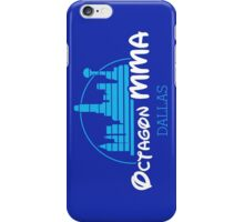 Octagon MMA Dallas Fairytale iPhone Case/Skin