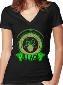Illaoi - The Kraken Priestess Women's Fitted V-Neck T-Shirt