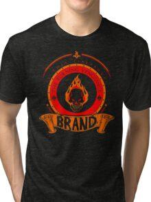 Brand -The Burning Vengeance Tri-blend T-Shirt