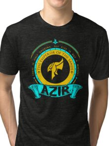 Azir - The Emperor Of The Sands Tri-blend T-Shirt