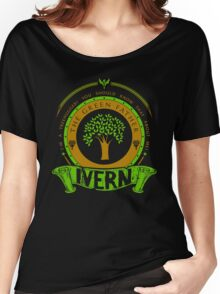 Ivern - The Green Father Women's Relaxed Fit T-Shirt