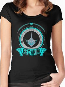 Hecarim - The Shadow Of War Women's Fitted Scoop T-Shirt