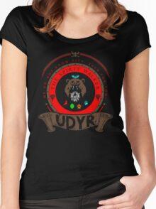 Udyr - The Spirit Walker Women's Fitted Scoop T-Shirt