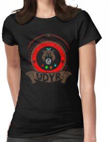 Udyr - The Spirit Walker Womens Fitted T-Shirt