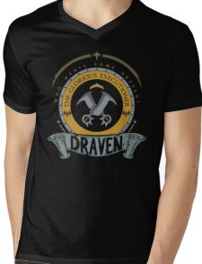 Draven - The Glorious Executioner Mens V-Neck T-Shirt