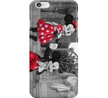 Mickey & Minnie iPhone Case/Skin