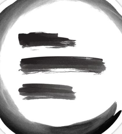Daily Zen Haiku Sticker