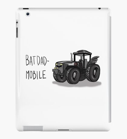 Batdad-Mobile iPad Case/Skin