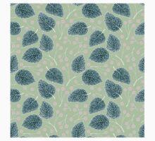 Tilia pattern / Lindenmuster Kids Tee