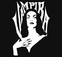 Vampira Womens Fitted T-Shirt