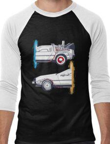 Back To The Portal  Men's Baseball ¾ T-Shirt