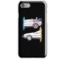 Back To The Portal  iPhone Case/Skin