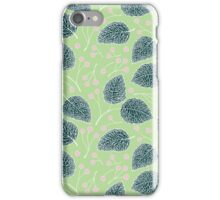 Tilia pattern / Lindenmuster iPhone Case/Skin