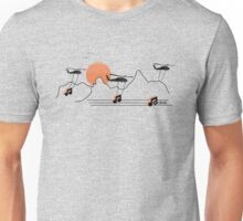 Choppers by Decibel Clothing Unisex T-Shirt
