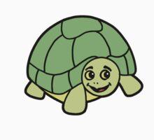 Baby Tortoise by SpikeysStudio