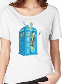 Most Excellent Time Travellers Women's Relaxed Fit T-Shirt