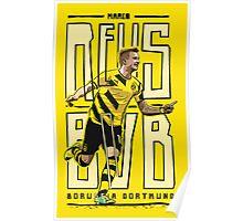 marco reus dortmund Poster