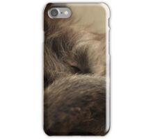 SLEEPY DOG iPhone Case/Skin