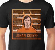 johan cruyff netherland Unisex T-Shirt