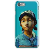 Clementine Quote iPhone Case/Skin