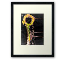 soul are expand Framed Print