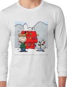 CHARLIE BROWN CHRISTMAS 2 Long Sleeve T-Shirt