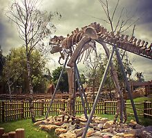 Walking with Dinosaurs by Mounty