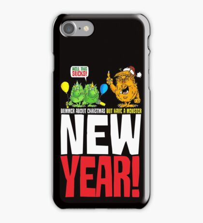 happy new year? iPhone Case/Skin