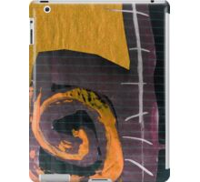 sure make it swirl iPad Case/Skin