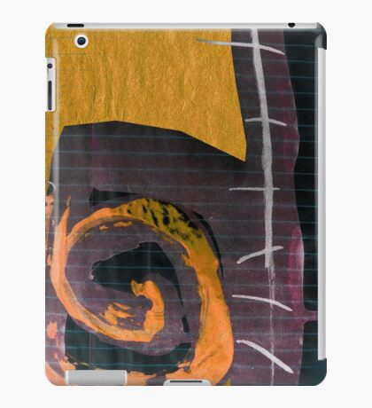 sure make it swirl iPad Case/Skin