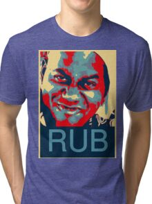 Ainsley Harriott - RUB Tri-blend T-Shirt