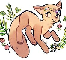 Trifolium by foxtribe
