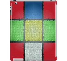 RUBIK'S CUBE WITH A DIFFERENCE iPad Case/Skin