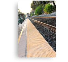 Ventura Train Station Canvas Print