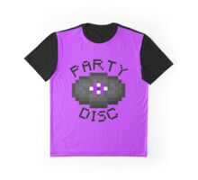 PARTY DISC (MINECRAFT) Graphic T-Shirt