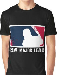 Negan Major League Graphic T-Shirt