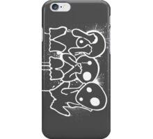 Kodama (White) iPhone Case/Skin