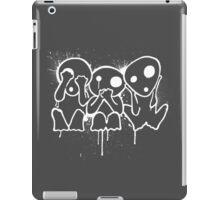 Kodama (White) iPad Case/Skin