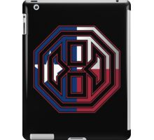 Octagon MMA Texas Logo iPad Case/Skin