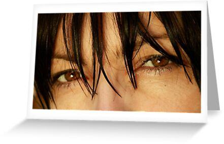"Love The Way You Love  "" Dark eyes. ""  by   Brown    Sugar .  Views: 2644. Thanks ! Muchas gracias ! Большое спасибо ! Dziękuję ! by © Andrzej Goszcz,M.D. Ph.D"